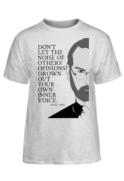 Steve Jobs Quote T-Shirt